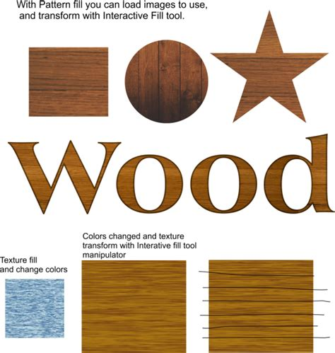 corel wood pattern wood coreldraw graphics suite x6 coreldraw graphics