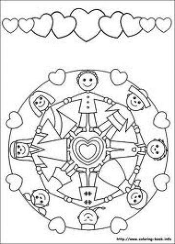 imagenes del 24 de octubre para colorear mandala del d 237 a de las naciones unidas para colorear 24