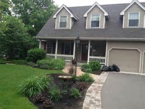 Cape Cod Curb Appeal Ideas - enhance curb appeal of 80 s built cape cod style house