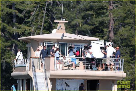 lake boat episode modern family modern family airing party at lake tahoe resort hotel