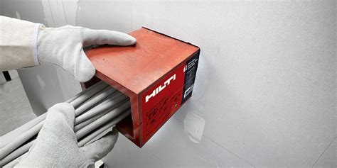 hilti cable tray firestop typical applications hilti hong kong
