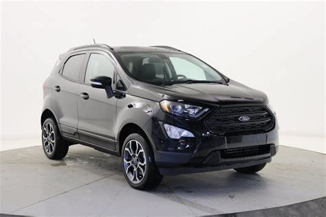 2019 ford ecosport new 2019 ford ecosport ses in sherwood park ab