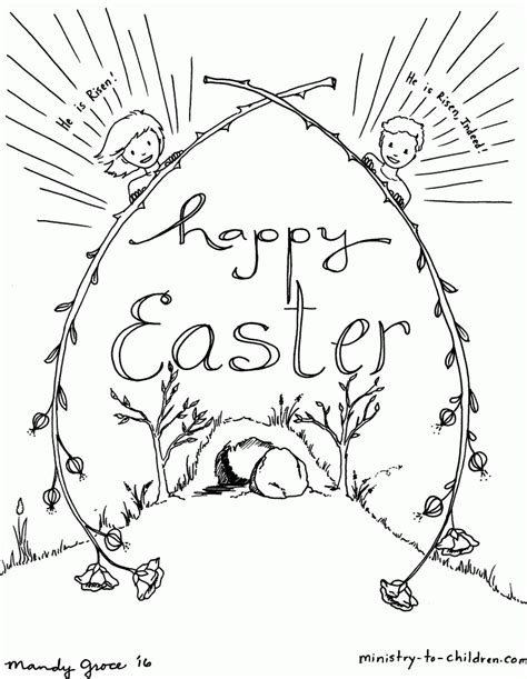 preschool coloring pages about jesus has risen he is risen coloring pages az coloring pages