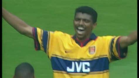 arsenal middlesbrough nwankwo kanu s goal 24 04 1999