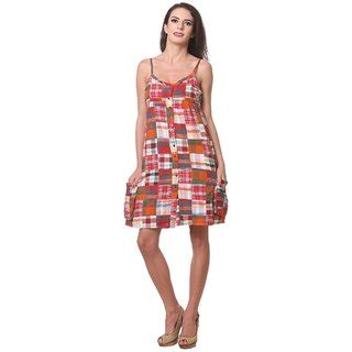 Best Buy Background Check Kotty Checks Print Hanky Hem Dress Buy Kotty Checks Print Hanky Hem Dress At