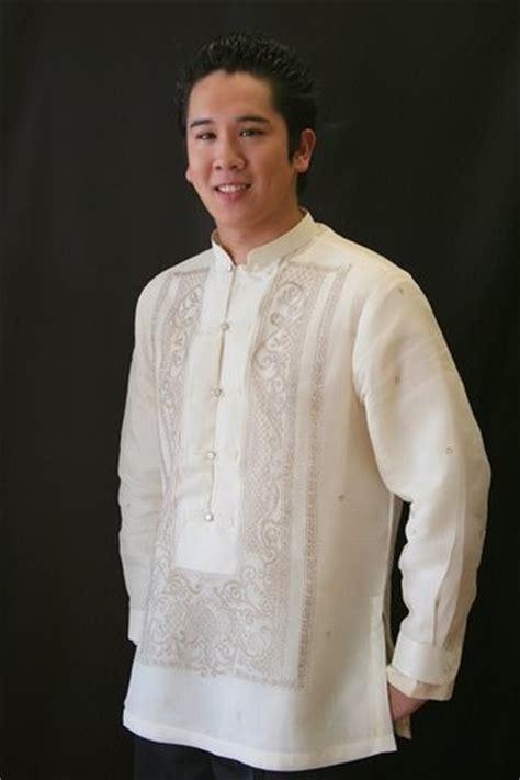 philipina formal hair styles barong tagalog mandarin collar and collars on pinterest