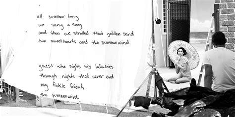 emmy rossum autumn leaves emmy rossum newest album sentimentaljourney just a