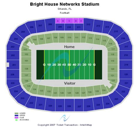 Bright House Networks Orlando Fl by Cheap Bright House Networks Stadium Tickets