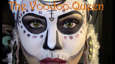 halloween tutorial  voodoo queen official killjoyy