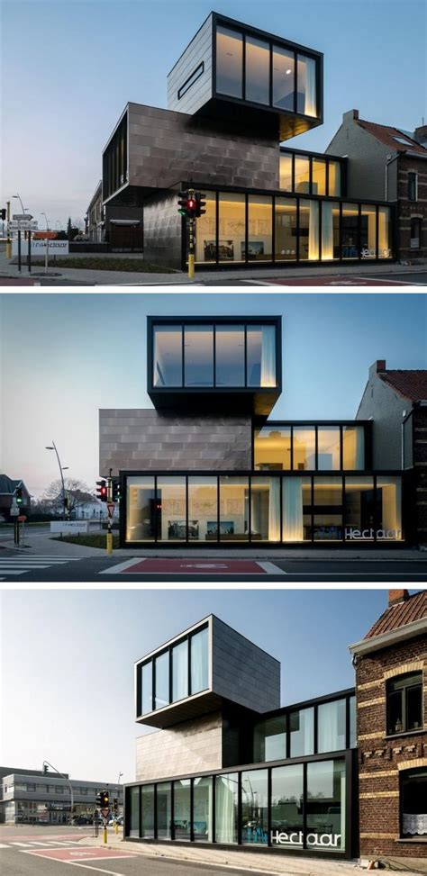 Moderne Haus 3884 by Caan Architecten Designed An Office Building For The