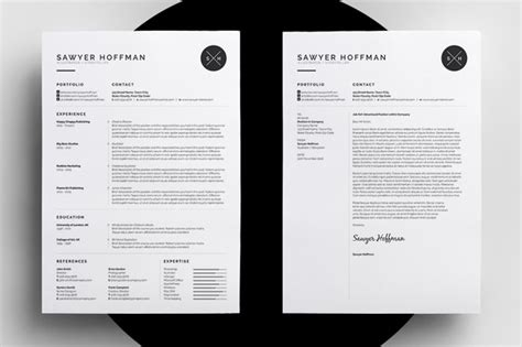 Creative Design Ideas by 10 Great Minimal Design Cv Designs