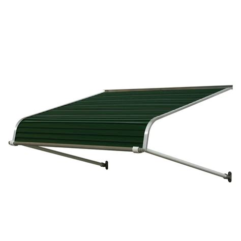 nuimage awning nuimage awnings 4 ft 1100 series door canopy aluminum