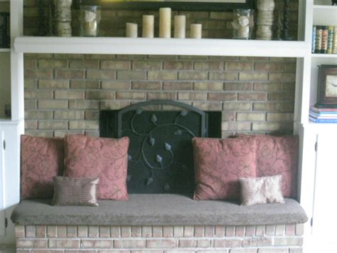 fireplace seating ideas fireplace hearth cover added seating and safer for little ones running around my completed