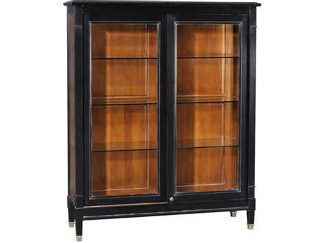 Sliding Door Display Cabinet Grange Directoire Display Cabinet 2 Sliding Doors Longlands
