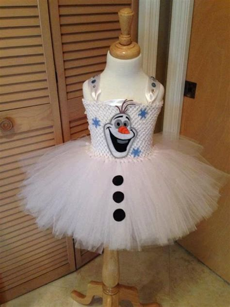 an olaf dress up costume to say quot awwww quot over ruffles and this disney s frozen olaf inspired dress is custom