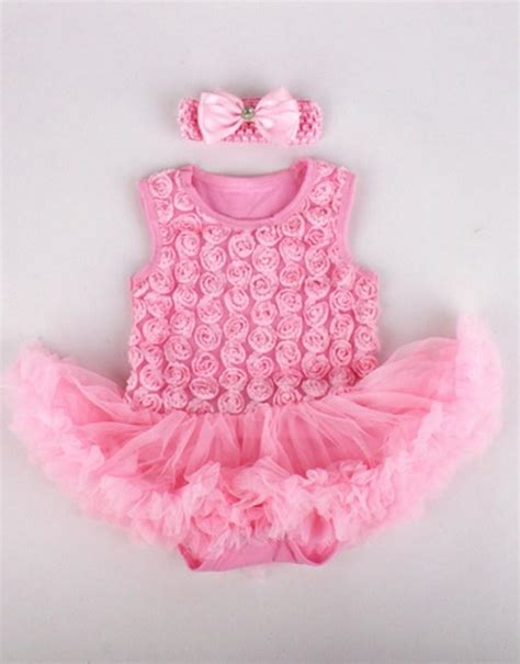 Princes Gown Tutu Dress Baby 8 Thn Code A3 baby newborn sleeveless tutu ballet romper dress