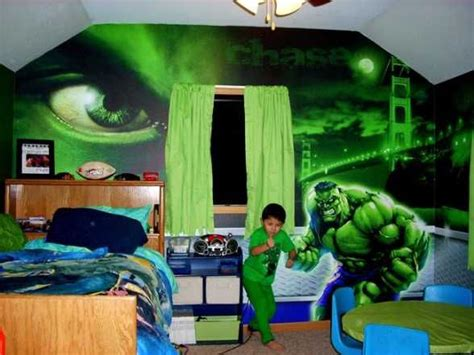 images  hulk bedroom hayden  pinterest incredible hulk  avengers