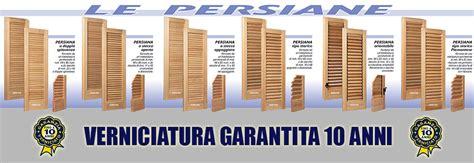 legno per persiane listino prezzi persiane in legno