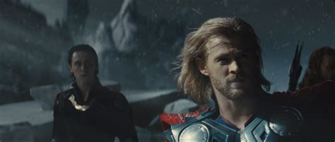 thor film ending description of post credits end scene for thor spoilers
