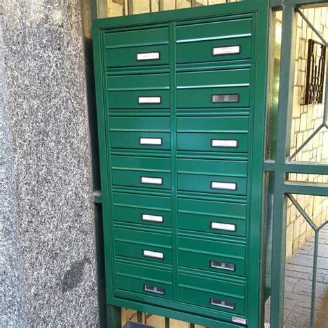 cassette postali bologna casellario postale bifacciale bologna s2 varbox s r l