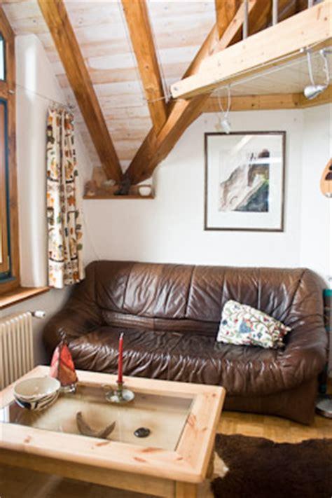 wohnzimmer musikanlage ferienwohnung mit sauna garten feuerplatz
