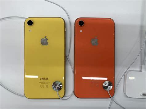 iphone xr nasze pierwsze wrażenia