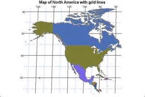 blank us map with latitude and longitude lines blank map of america with latitude and longitude lines