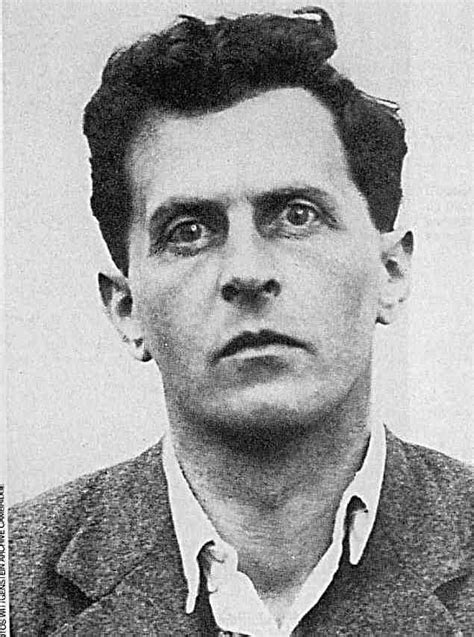 o espaço azul entre as nuvens: Wittgenstein