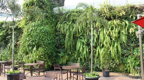 Mesin Jahit Geotextile vertical garden mengunakan geotextile non woven pt tiga pilar utama karya sentosa fabric
