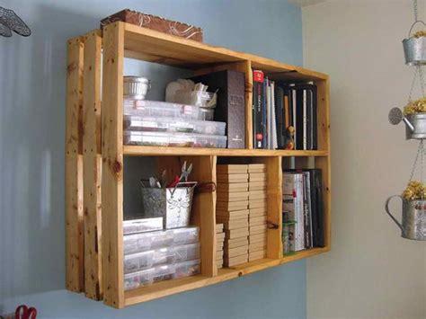 Handmade Wooden Shelves - 16 captivating handmade wooden shelf designs that will