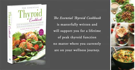 thyroid healing cookbook 50 thyroid treatment meals nourish and detoxify books eat your way to thyroid health and a cookbook giveaway