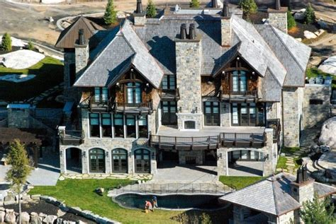 3 Story Houses by Mario Lemieux S New Home In Mont Tremblant Hockey World Blog
