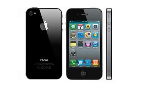 iphone 4 at t factory unlocked iphone 4 8gb smartphone black t mobile simple mobile at t