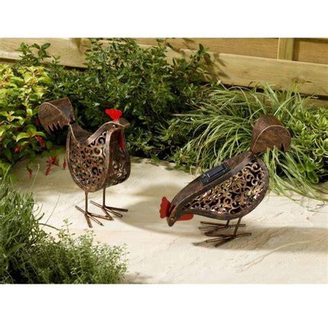 arredi gallina accessori da giardino e oggettistica da esterno a forma di