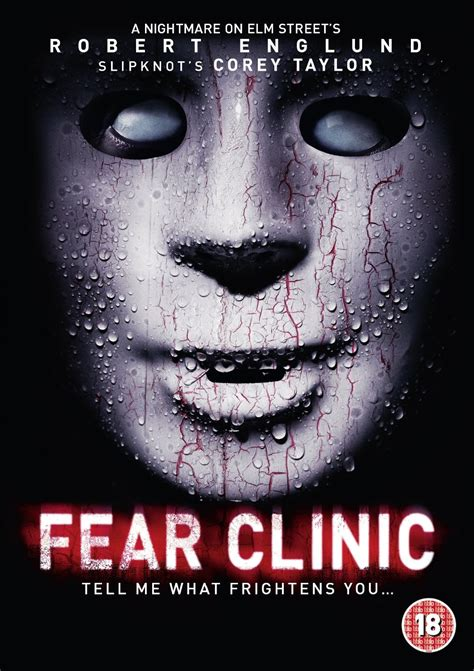 fear clinic fear clinic releases uk box art