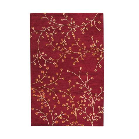 home decorators collection rugs home decorators collection springtime terra 3 ft 6 in x