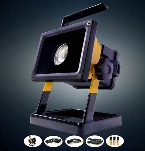 Rechargeable Outdoor Lighting 2015 Best 2400lm Portable Floodlight Led 30w Rechargeable Flood Light Ip65 Outdoor Lighting L