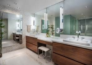 Modern Makeup Vanity With Lights 15 Ideas For Minimalist Modern Bathroom Design Top