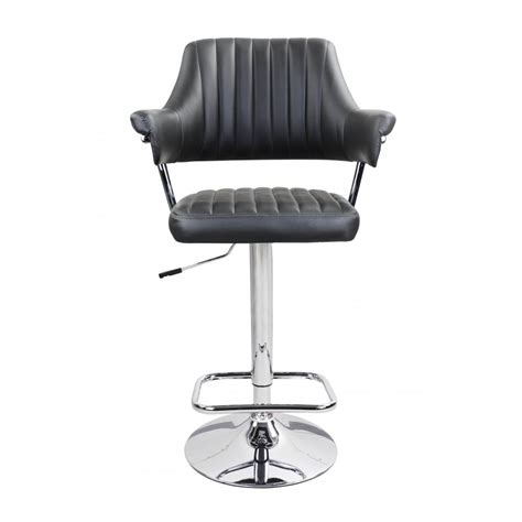 Grey Leather Swivel Bar Stools by Grey Modern Emper Padded Swivel Faux Leather Breakfast