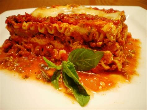 lasagna recipe dishmaps