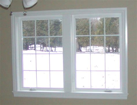 types of interior window trim