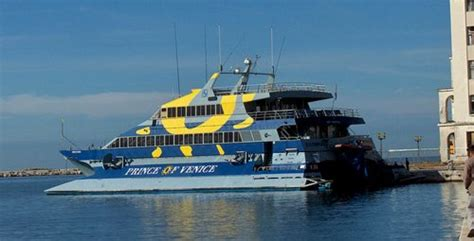 aquavision glass boat catamaran umag prince of venice matkailu opas