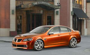 used pontiac g8 for sale by owner