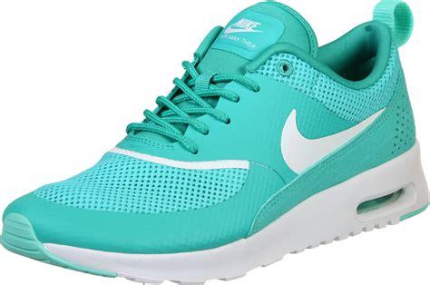 Nike Air nike air max thea w shoes turquoise white