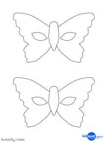 Butterfly Mask Template by Easy Costume Butterfly Mask Dress Ups Mask Printables