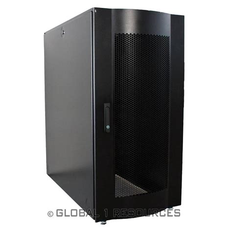 Server Rack Enclosure by New 24u Server Rack Enclosure Black Racks Cabinet Dell