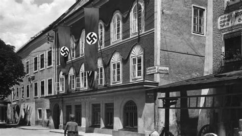 hitler born house adolf hitler s birth house in austria is to be demolished