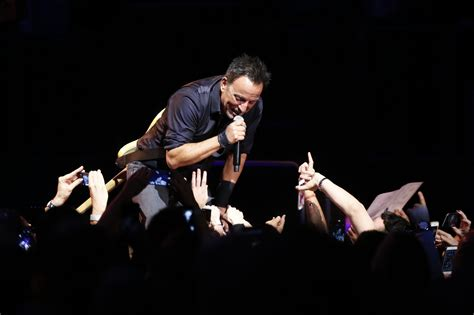 springsteen rocks nyc 7 moments from the
