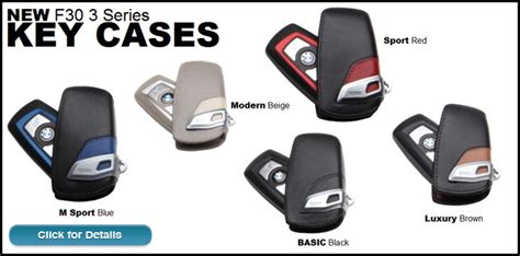 Get Bmw Parts by Getbmwparts New F30 Key Cases Now Available