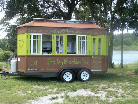 mobile tiny house concession trailers as tiny houses